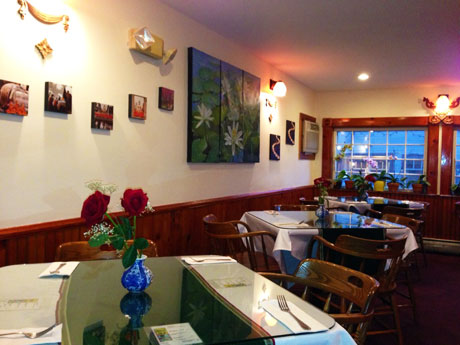 Royal Orchid Thai Restaurant, Montpelier VT